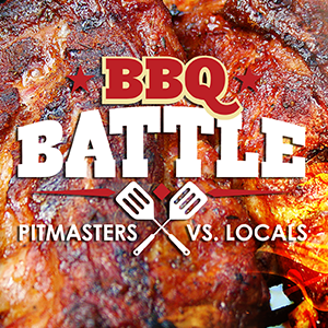 BBQ Teams - The Battle is On...