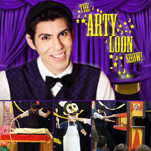 The Arty Loon Show!