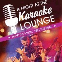 Karaoke Lounge with Live Band
