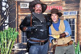 Roaming Cowboys