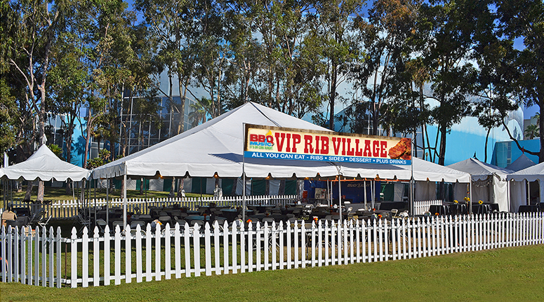 All-You-Can-Eat VIP Rib Village
